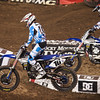Justin Brayton and Josh Grant in 450 Heat - 2 Feb 2013