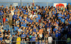 9/14/2013 Mike Orazzi | Staff CCSU fans in New Britain on Saturday.