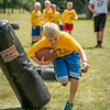 Chad Greenway's Day to Reach Football Camp Litchfield Minnesota