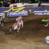 James Stewart passes Mike Alessi - 1 Feb 2014
