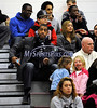 2/27/2014 Mike Orazzi | Staff UConn coach Kevin Ollie during the CCC Tournament at Bristol Central Thursday night.