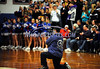 3/13/2014 Mike Orazzi | Staff Joe Zone during the Class M Second Round boy's game at St. Paul Thursday night.
