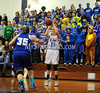 3/13/2014 Mike Orazzi | Staff St. Paul's Madeline Sturm (13) during a Class S Quarterfinal at St. Paul Thursday night.