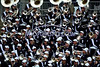 9/13/2014 Mike Orazzi | Staff<br /> The UConn band during a loss to Boise State on Saturday.