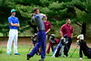 5/6/2014 Mike Orazzi   Staff<br /> Southington's Eric Floodduring  Tuesday's golf match with New Britain at Stanley Golf Club.