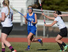4/9/2014 Mike Orazzi   Staff<br /> Newington's Hannah Martin (16) during Wednesday's match at Eastern.