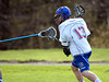 4/23/2014 Mike Orazzi | Staff St. Paul's John Bruce (13) during Wednesday's Lacrosse match in Bristol.