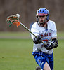 4/23/2014 Mike Orazzi | Staff St. Paul's Jack Sullivans (2) during Wednesday's Lacrosse match in Bristol.