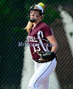 6/3/2014 Mike Orazzi | Staff<br /> Bristol Central's Ileish Burney (13) during Tuesday's softball game with the East Hartford Hornets in Bristol.