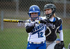 4/18/2014 Mike Orazzi | Staff Bristol Eastern's Nicole D'Amato (12) Friday against Southington.