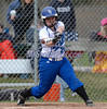 4/18/2014 Mike Orazzi | Staff Bristol Eastern's Erika Ciccio (20) Friday against Southington.