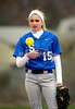 4/18/2014 Mike Orazzi | Staff Southington High School's Kendra Friedt (15) Friday at Bristol Eastern.