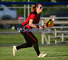 6/11/2014 Mike Orazzi | Staff<br /> Berlin High School's Courtney Silvia (23) during a 7-0 loss to Sacred Heart Academy in the Class L Semifinal at West Haven High School on Wednesday night.