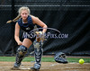 7/19/2014 Mike Orazzi | Staff<br /> Vermont's Jamie Morin (23) against Maine during the Little League Softball Eastern Regional Leon Breen Memorial Field in Bristol on Saturday.