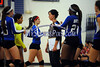 9/11/2014 Mike Orazzi | Staff<br /> Bristol Eastern's Stacy Rivoira during a volleyball match at Eastern on Thursday night.