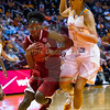NCAA Womens Basketball 2014:Arkansas vs Tennessee JAN 30