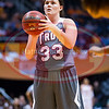 NCAA Womens Basketball 2013: Troy vs. Tennessee DEC 14
