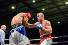 Togasilimai Letoa v Garth Wood  PABA Light Heavyweight Title 15th February 2013 (c) MILOS LEKOVIC