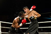 Bashir Sadiq v Jason Magurra Controlled Aggression 4 Fight Night (c) MILOS LEKOVIC
