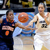 Colorado Illinois NCAA Women's Basketball1  Colorado Illinois NC