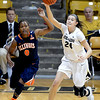 Colorado Illinois NCAA Women's Basketball14  Colorado Illinois N