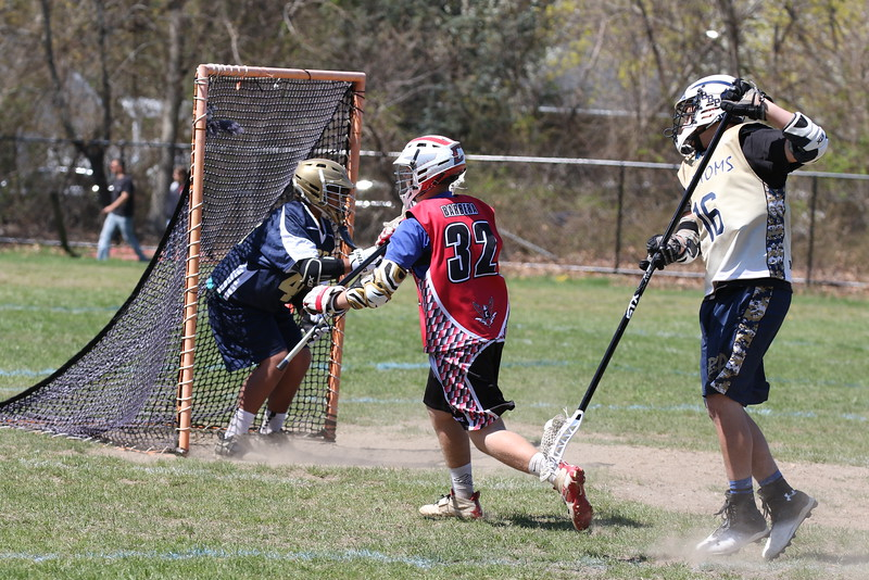 20150503 Bayport-Blue Point @ Connetquot Youth Lax 381