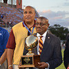 Florida Blue Florida Classic, 29-10, on the strength of four rushing touchdowns (two by game MVP Quentin Williams). Florida A&M Most Valuable Player RB James Owen.  Congrats, Wildcats!