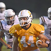 #44 for Sullivan Central leaves Rebel defenders behind for the touch down. Photo by Ned Jilton II