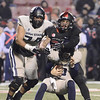 NCAA FOOTBALL: DEC 07 Mountain West Championship Game - Utah State at Fresno State