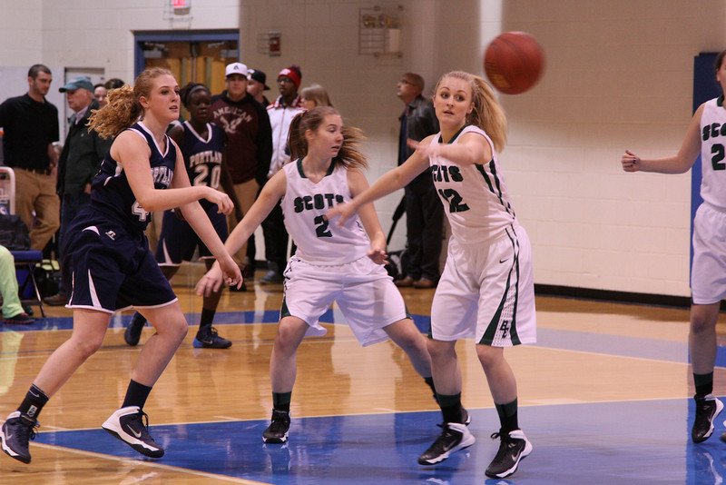 KAITLYNNE BASKETBALL SENIOR YEAR VS PORTLAND AND NOYS REYNOLDS 115