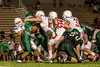 Graham Steers scrimmage the Iowa Park Hawks