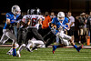 Eagles kick the Steers 23 to 20 in 4A Division I Semifinals