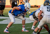 Graham Steers JV scrimmage the Denison Yellow Jackets