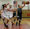Seaside Greenfield girl's basketball