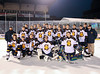 December 22, 2013;  Rochester, NY; USA; Spencerport Rangers Hockey vs. Brighton/ER/HFL Barons at Frontier Field  Photo: Christopher Cecere