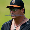 Jose Canseco - The Worcester Tornadoes defeated New Jersey Jackals 3-0 on June 3, 2012 at Fitton Field in Worcester, Massachusetts.