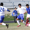 Lehman boys soccer team takes 6th place in the 2012 Rebel Cup. Coach Jay Sansom