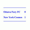 Fury FC score July 20 2014