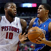 Magic Pistons Basketball