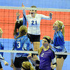 Resurrection Christian Lutheran State Volleyball361  Resurrectio