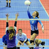 Resurrection Christian Lutheran State Volleyball362  Resurrectio