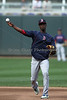 MLB: MAY 18 Red Sox at Twins