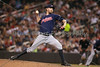 MLB: JUL 21 Indians at Twins