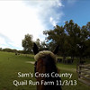 Sam's Cross Country Ride