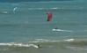 Opposing Kite Boarders on Jamala Beach - Photo by Pat Bonish