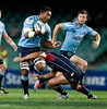 Super 15 NSW Waratahs v Queensland Reds; ANZ Stadium; 1 March 20