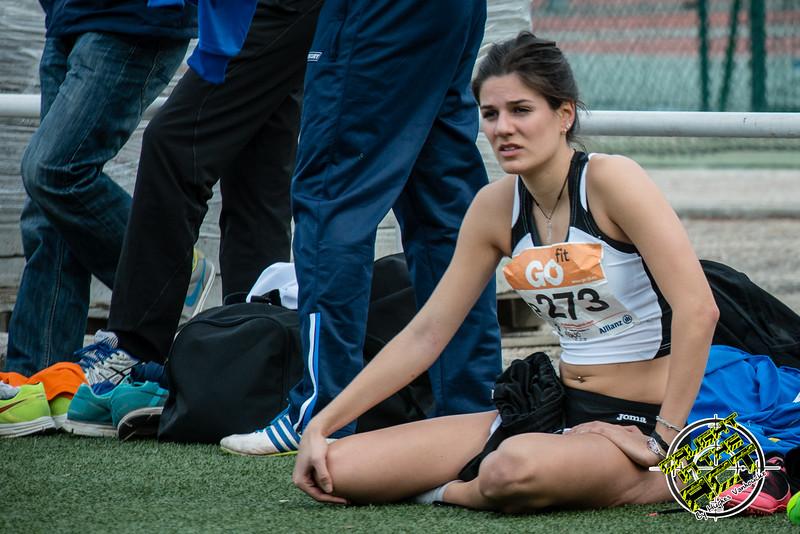 Ana Fernández Celdran - 400 M - Consejo Superior de Deportes - Madrid - España