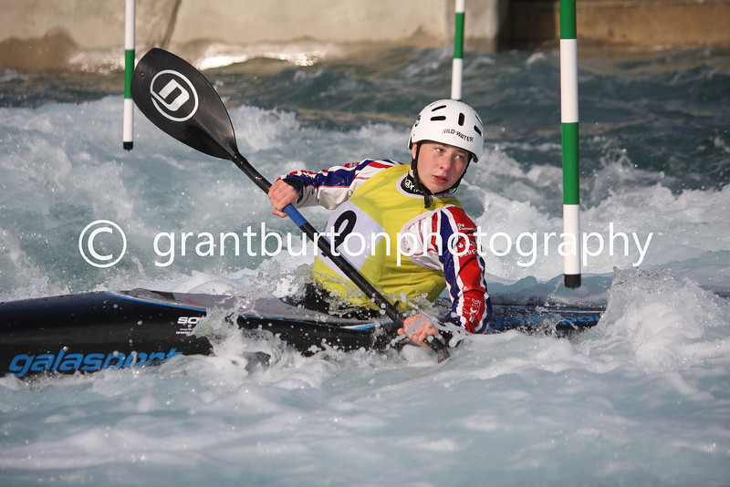 Slalom Canoe GB Trials  384