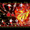 special request - entire team game time actions - roster - poster FXs