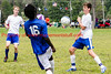 MHS Mens Soccer Batavia preseason vs Landmark 2014-07-26-21